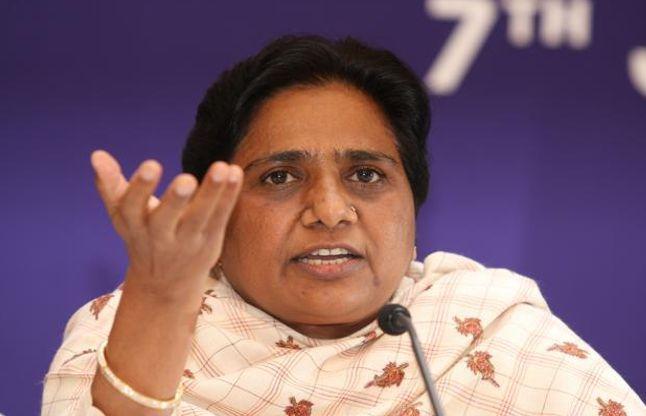 सीबीआई का दुरुपयोग कर रही है केन्द्र सरकारः मायावती