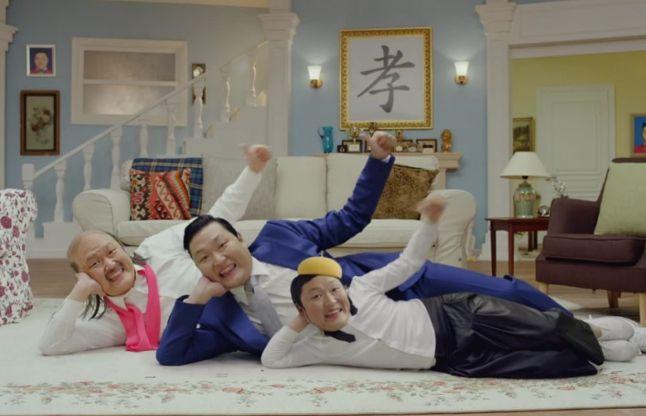 'गंगनम स्टाइल' के बाद आया PSY का नया वीडियो सॉन्ग 'डैडी', देखें