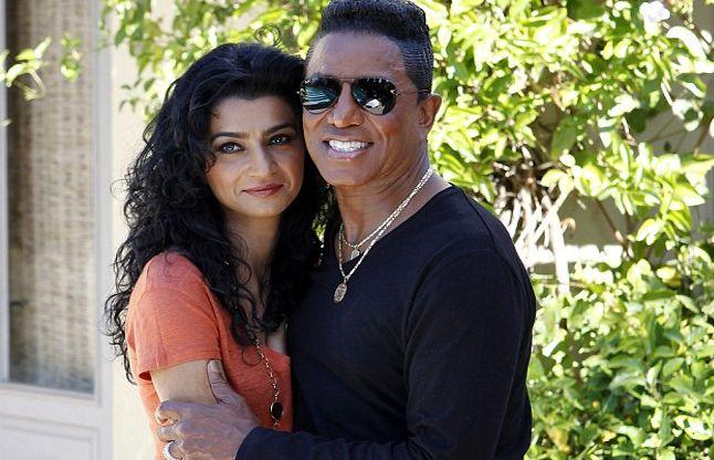 गायक जर्मेन जैक्सन की पत्नी घरेलू हिंसा के लिए गिरफ्तार