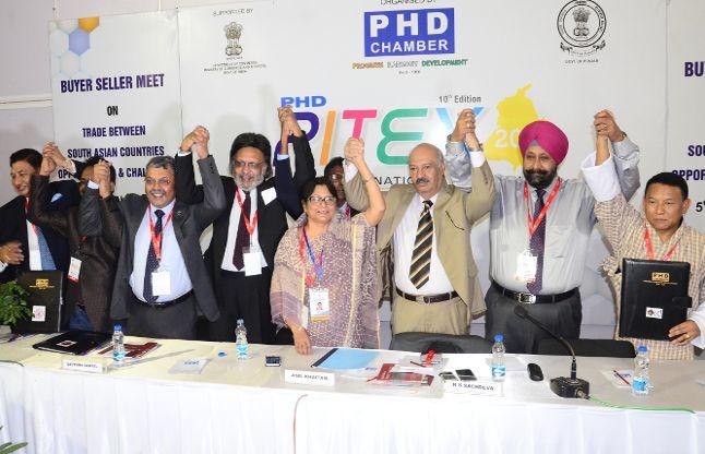 नेपाल, भूटान, काबुल, बंगलादेश, श्रीलंका से कारोबार बढ़ाएगा भारत