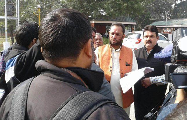 आतंकवाद पीड़ितों को 781 Cr. दिलाने के लिए CM से मिले पवन गुप्ता