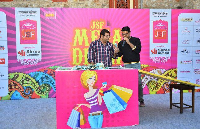 जयपुराइट्स को मिलीं सौगातें, खिले चेहरे