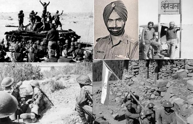 real story of 1971 indo pakistan war at longowal post - Dus Ka Dum