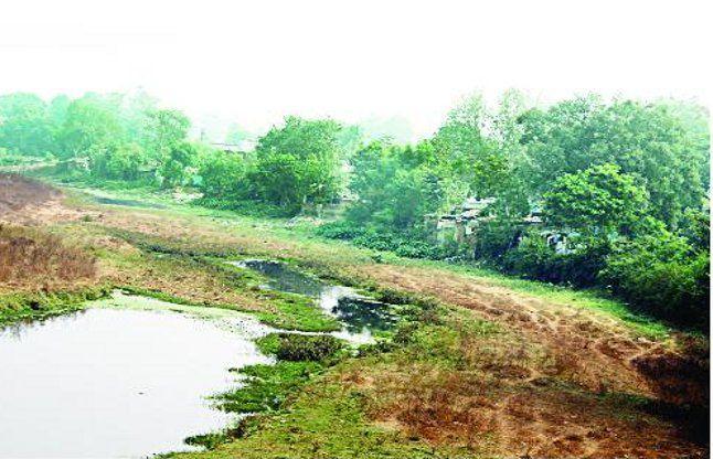 क्या ऐसे पूरा होगा अरपा को टेम्स नदी बनाने का सपना, देखें विडियो