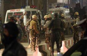 अफगानिस्तान में सैन्य कार्रवाई में 21 आतंकी ढेर