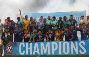 सैफ कप : अफगानिस्तान को हरा, सातवीं बार चैम्पियन बना भारत