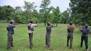मुनगा के जंगल में मुठभेड़, हताहत नहीं, गोलीबारी जारी