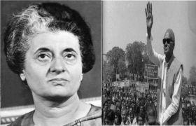 'निरंकुश' और 'दमन' नीतियों से भरा था इंदिरा गांधी का शासन, बिहार की एक वेबसाइट में समीक्षा