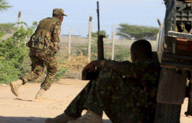 सोमालिया में आत्मघाती हमले में चार पुलिस अधिकारियों की मौत