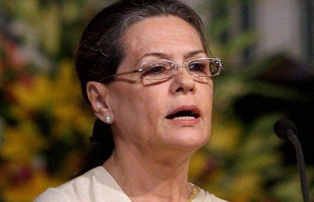 संसद में हमारी आवाज दबाने की कोशिश की जाती हैः सोनिया गांधी