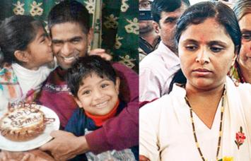 दो महीने पहले शहीद हुए पति, अब आर्मी में भर्ती होना चाहती है पत्नी