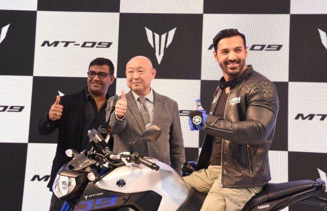 ऑटो एक्सपो 2016: यामाहा ने भारत में पहली बार लॉन्च की MT सीरीज बाइक