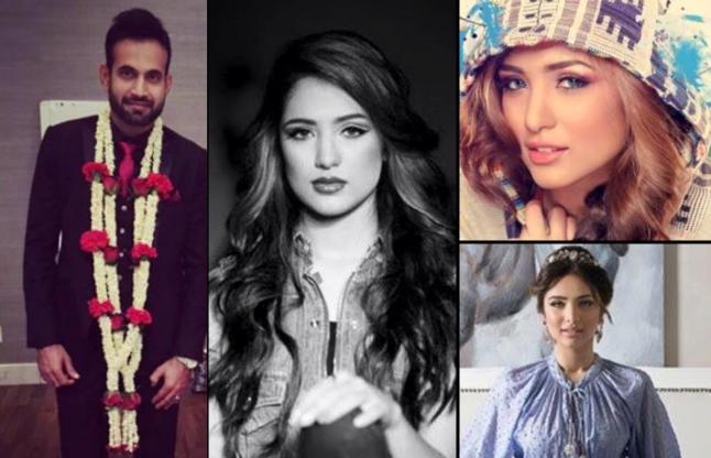 Wedding album: Cricketer Irfan Pathan marries mode
