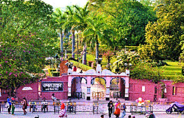 चंबल गार्डन सहित शहर के पांच बड़े पार्क निखरेंगे