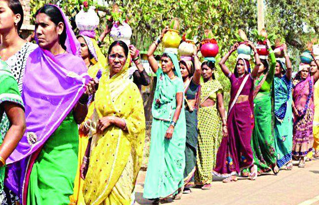 परमेश्वरी महोत्सव में 50 गांव के लोग