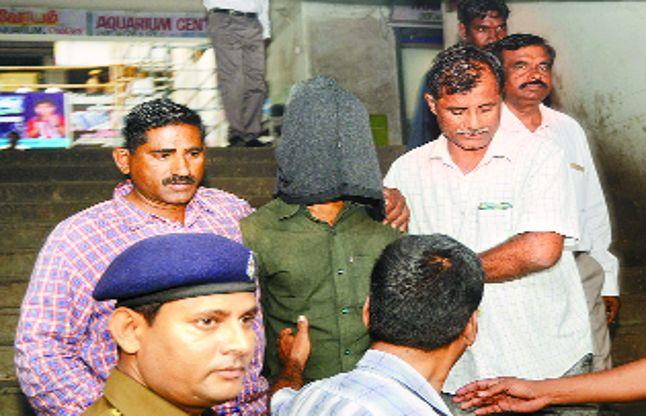 झारखंड का नक्सली श्रीपेरुम्बुदूर से गिरफ्तार
