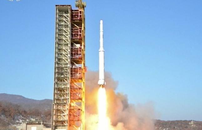 उत्तर कोरिया ने किया ठोस ईंधन वाले बैलिस्टिक इंजन का परीक्षण