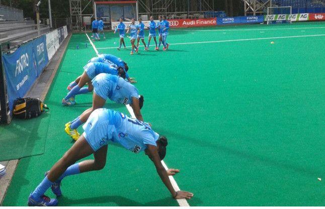 भारतीय महिला हॉकी टीम ने बेलारूस के खिलाफ दर्ज की लगातार चौथी जीत