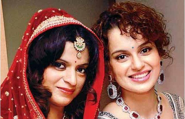 Kangana Ranaut's Sister Rangoli Reveals Her Acid Attack & It's Painful! -  आपबीती: पढि़ए, अभिनेत्री कंगना की बहन रंगोली की दर्द-ए-दास्तां   Patrika  News