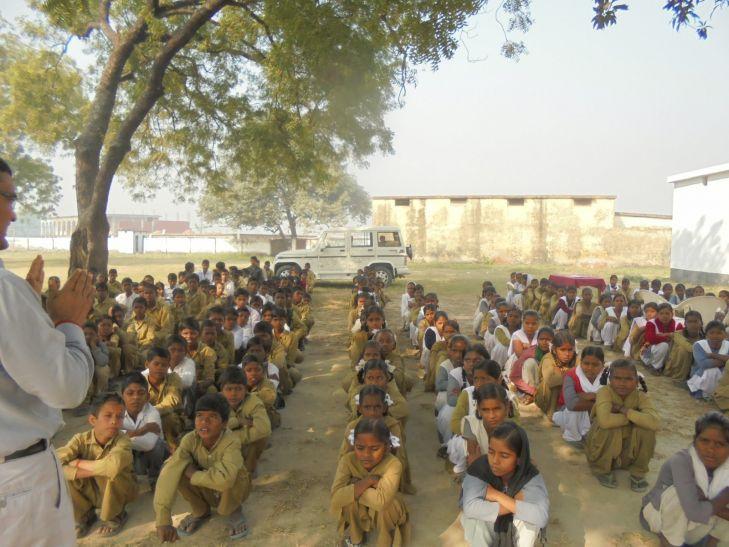 शिक्षा विभाग की लापरवाही से मौत का ग्रास बन रहे बच्चे