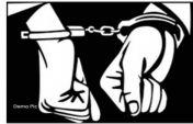 तीन अंतर्राष्ट्रीय तस्कर गिरफ्तार, 25 लाख की हेरोइन जब्त