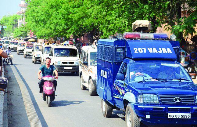 आजमगढ की घटना पर पूरे प्रदेश मे रेड एलर्ट