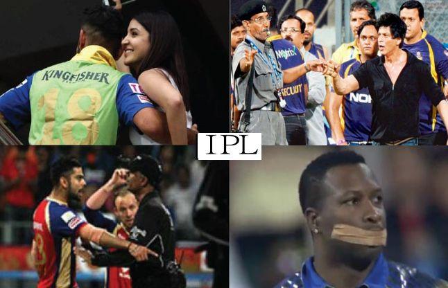 IPL के इन 10 चर्चित विवादों ने मचाया था तहलका, जानिए कौनसे