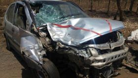 Road Accident In Andhra Pradesh Hindi News, Road Accident In