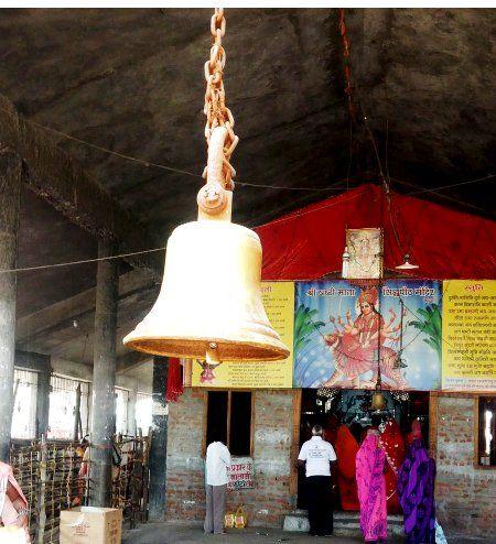# Navratra चमत्कारी है कपूर्दा वाली षष्ठी माता