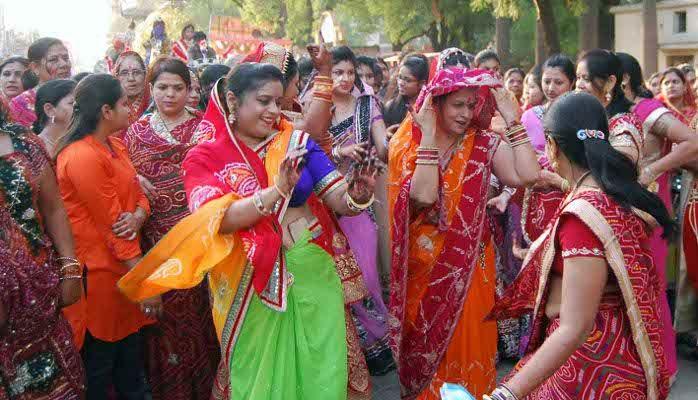सीता ब्याहने चले राम, निकली गणगौर