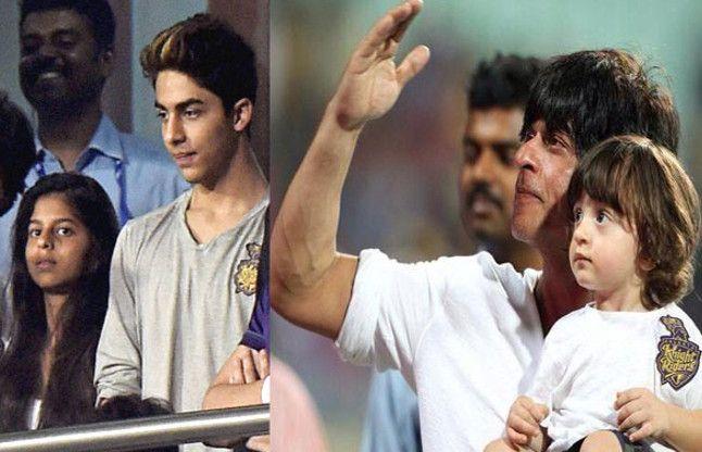 शाहरुख ने अपने बच्चों के फिल्मों में आने को लेकर किया खुलासा