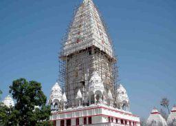 #Templeअंचल का ये मंदिर, लेगा दक्षिण भारतीय मंदिरों सा स्वरूप