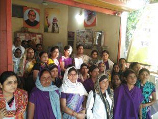 डीपीएमयू कार्यालय का स्थानांतरण रोकने की मांग