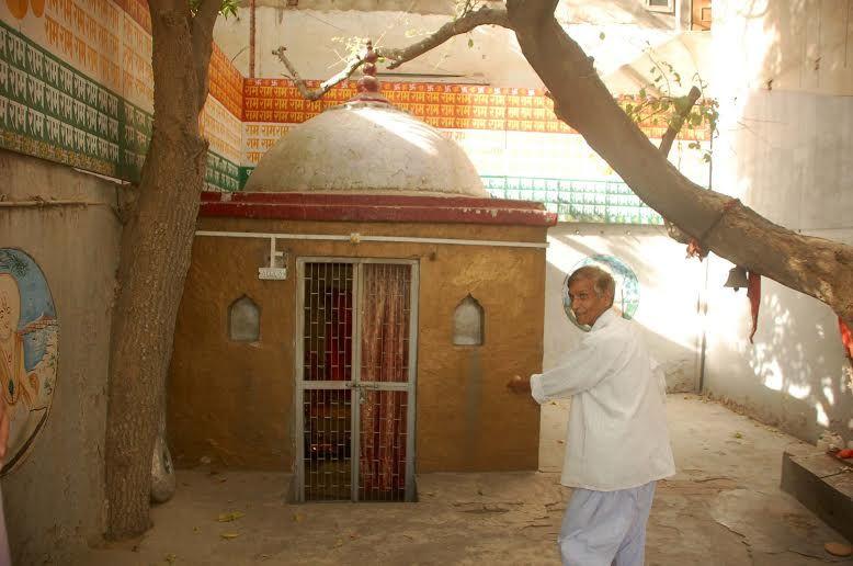 वर्ष में एक बार खुलते हैं इस हनुमान मंदिर के कपाट