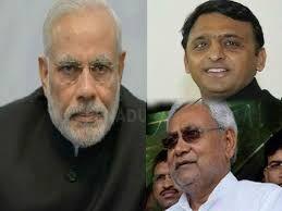 गंगा की गोद बनी राजनीति का अखाड़ा, मोदी को काशी में घेरने 12 को आ रहे सीएम अखिलेश और नीतीश