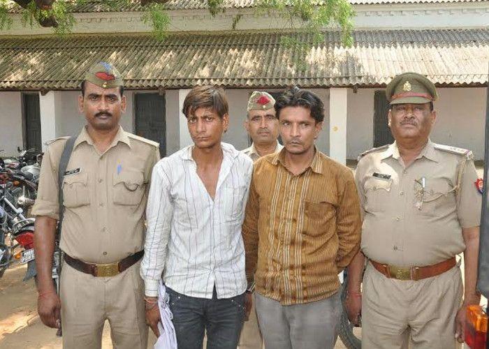 पुलिस ने मंदिर में चोरी का किया खुलासा, एक गिरफ्तार