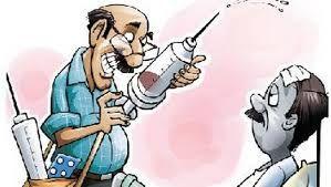 रायपुरमें हैं 3 हजार झोलाछाप डॉक्टर मरीजों की सेहत से कर रहे हैं खिलवाड़