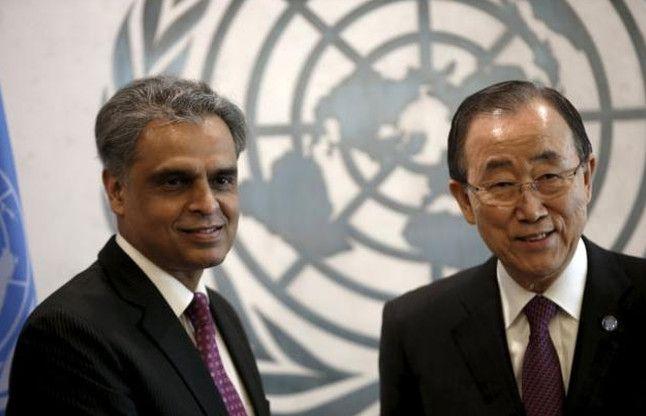 UNSC में भारतः आतंक के खिलाफ लड़ाई किसी धर्म के खिलाफ नहीं