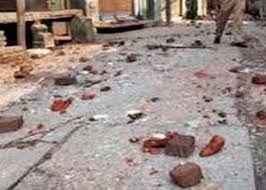 आजमगढ़ में भड़की हिंसा, उपद्रवियों ने दलित बस्ती में लगाई आग