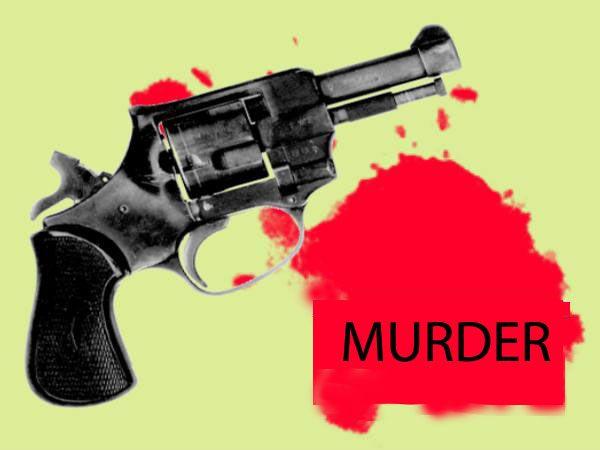 जमीन के धंधे में ट्रांसपोर्टर की हत्या, भांजा जख्मी