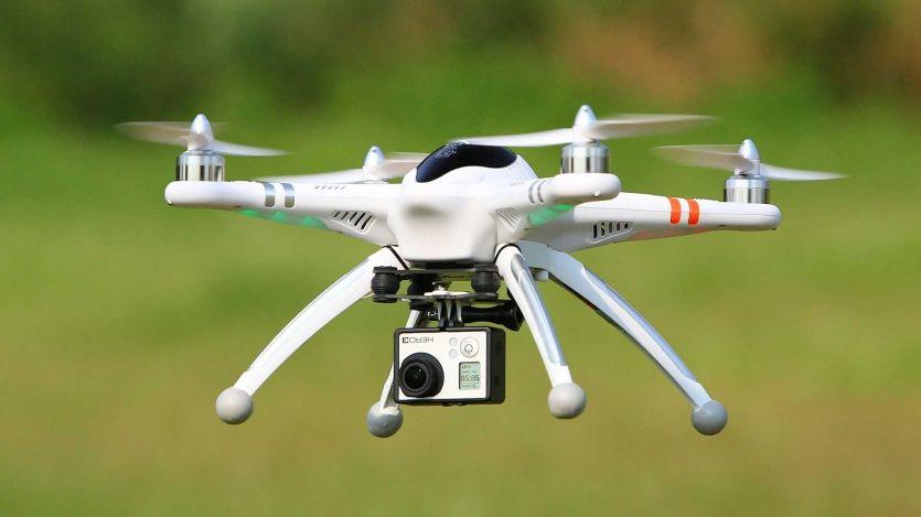 आजमगढ़ दंगाः प्रभावित क्षेत्र की ड्रोन से निगरानी एवं मैपिंग