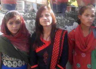 बेचने ले जाई जा रही नेपाल की बहनों को भेजा अल्पावास गृह