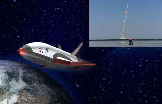 भारत को अंतरिक्ष में बड़ी कामयाबी, लॉन्च किया स्वदेशी स्पेस शटल