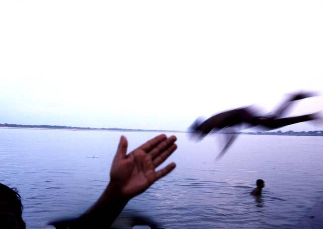 गंगा में डूबने से मासूम समेत दो की मौत