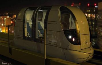 रस्सी पर चलेगी पॉड टैक्सी, 800 करोड़ की लागत से दिल्ली में होगी शुरू