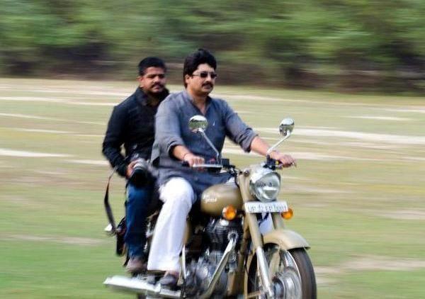 कुंडा के राजाभैयाबनेंगे सारथी, तीर छोड़ेंगे राजनाथ