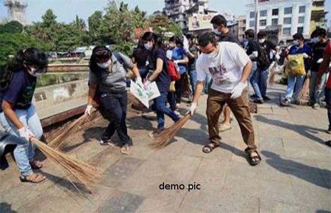 52 प्रतिशत लोगों ने अपने शहर को स्वच्छ बताया