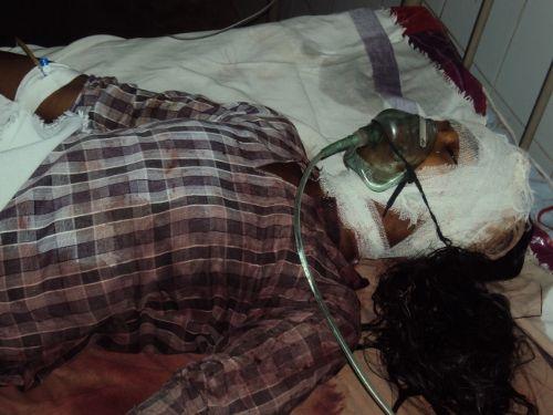 दूसरे दिन भी हत्थे नहीं चढ़ा तिहरे हत्याकांड का आरोपी