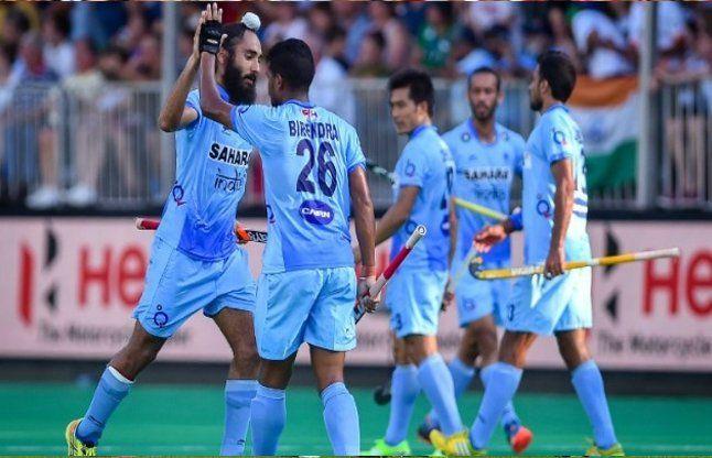 चैम्पियंस ट्रॉफी : भारतीय हॉकी टीम ने ब्रिटेन को 2-1 से हराया