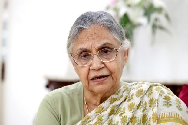 राहुल गांधी के बाद अब आगरा आएंगी शीला दीक्षित